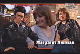 Margaret Norman and boyfriend Carl